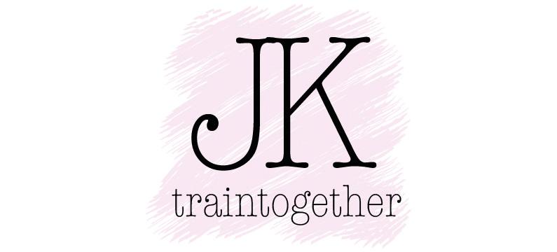 Kreation / Geburt meines Logos – JK_traintogether